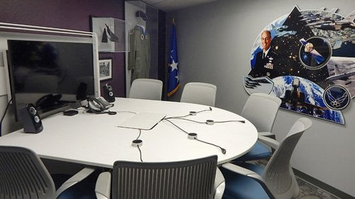 Howell M. Estes, III, Conference Room