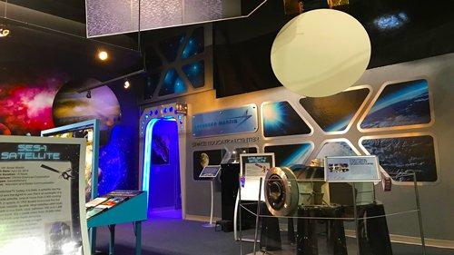 Lockheed Martin Education Activity Center