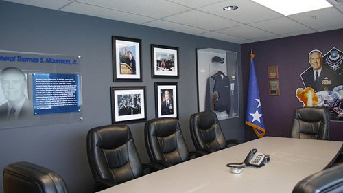 General Thomas S. Moorman, Jr., Conference Room