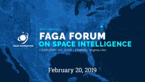 Faga Forum on Space Intelligence