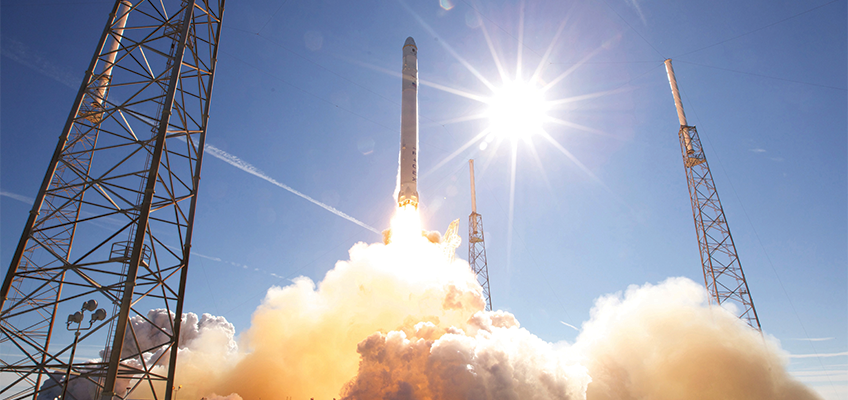 Image Credit: SpaceX Falcon 9