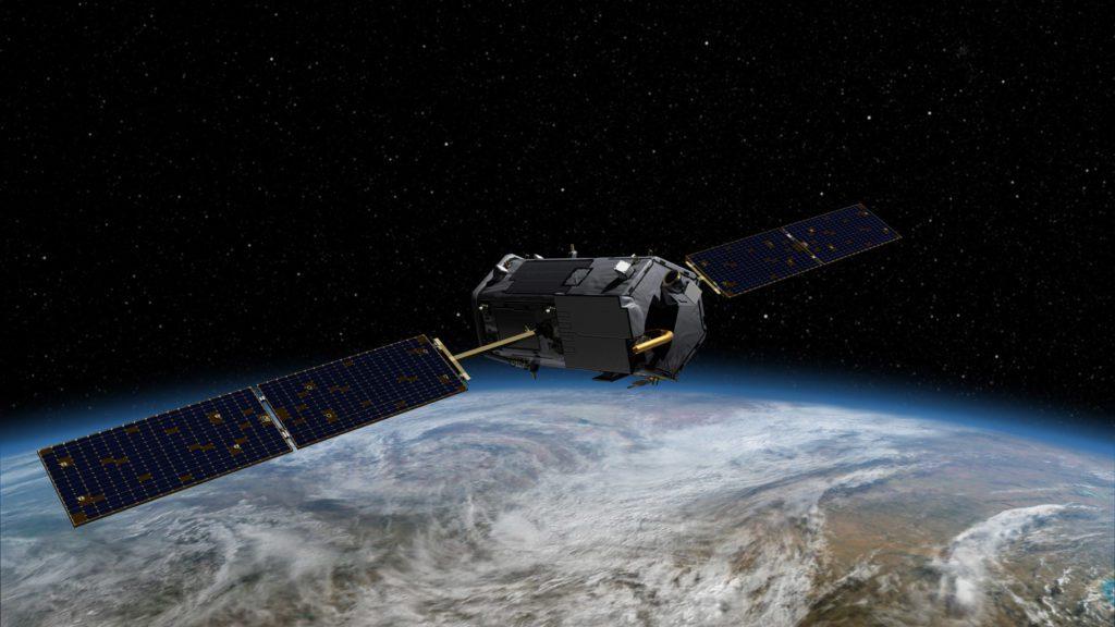 Orbiting Carbon Observatory (OCO-2)