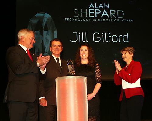 Alan Shepard award