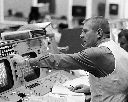 Space Foundation Board Selects Gene Kranz to Receive the 2020 General James E. Hill Lifetime Space Achievement Award