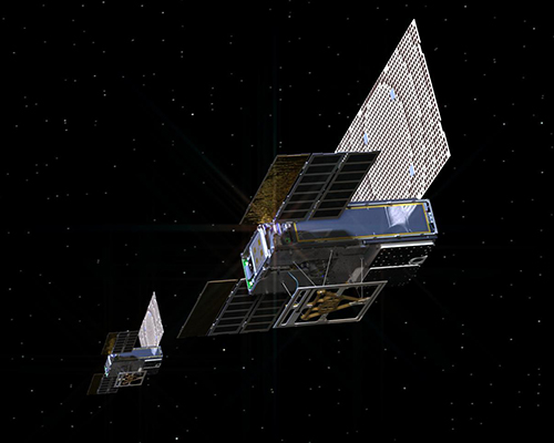 InSight-Mars Cube One