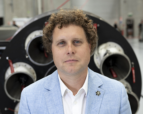 Peter Beck, Rocket Lab, Podcast