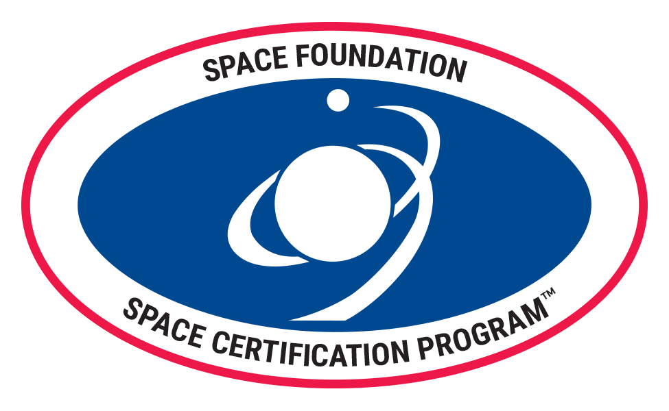 Space Certification Logo