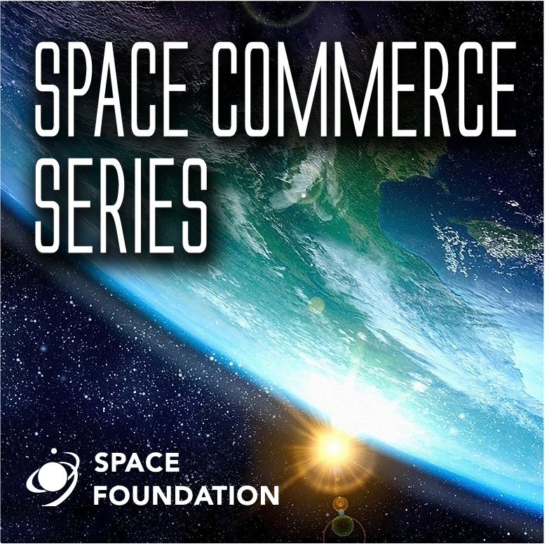 Space Commerce Series logo