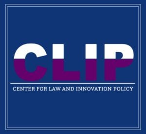 Center for Law and Innovation Policy logo